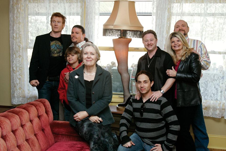 A Christmas Story cast