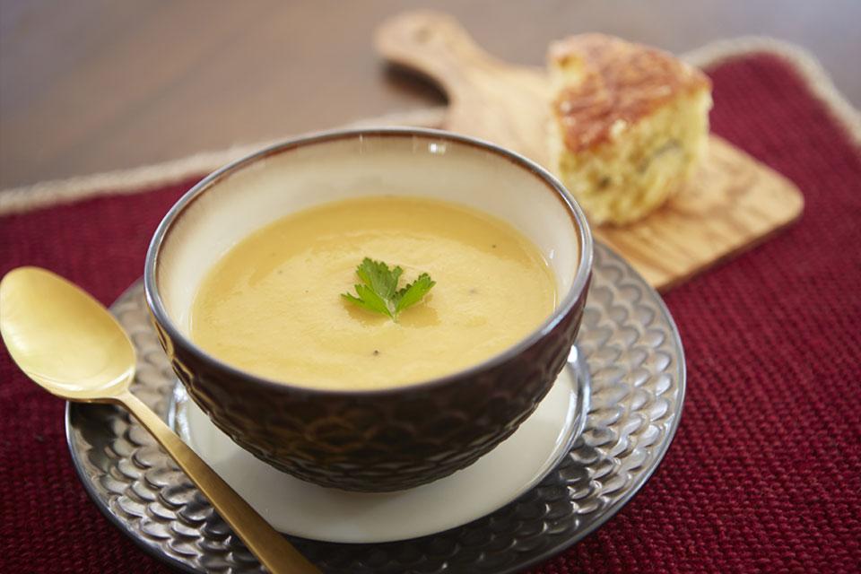 Potato Turnip Soup Recipe