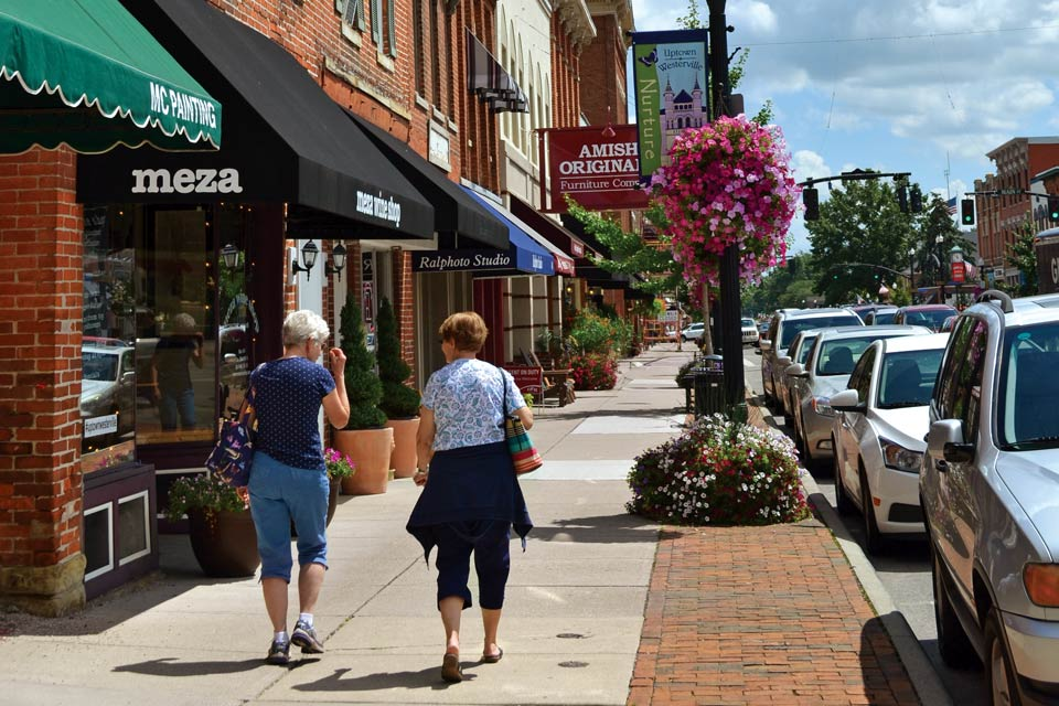 Westerville-downtown-shopping