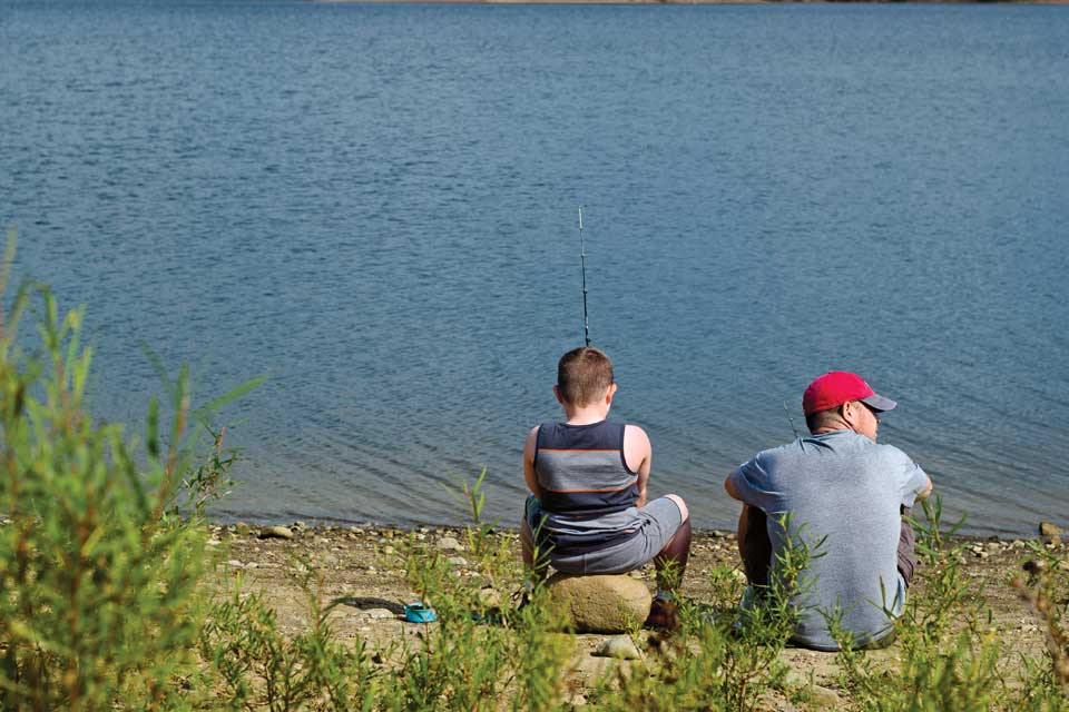 Westerville-fishing