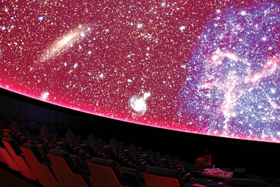 COSI-planetarium
