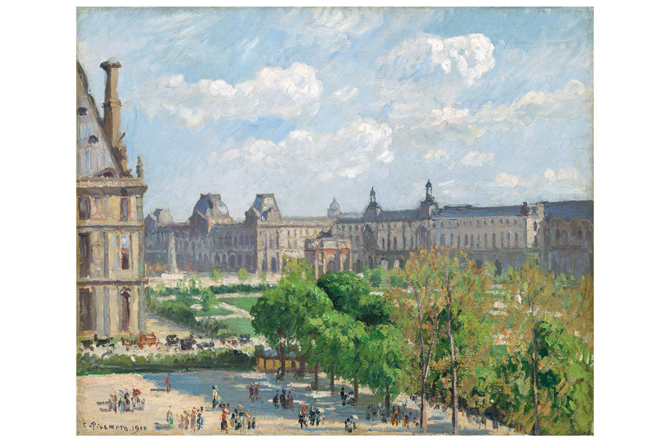 Place Du Carrousel (photo courtesy of National Gallery of Art)