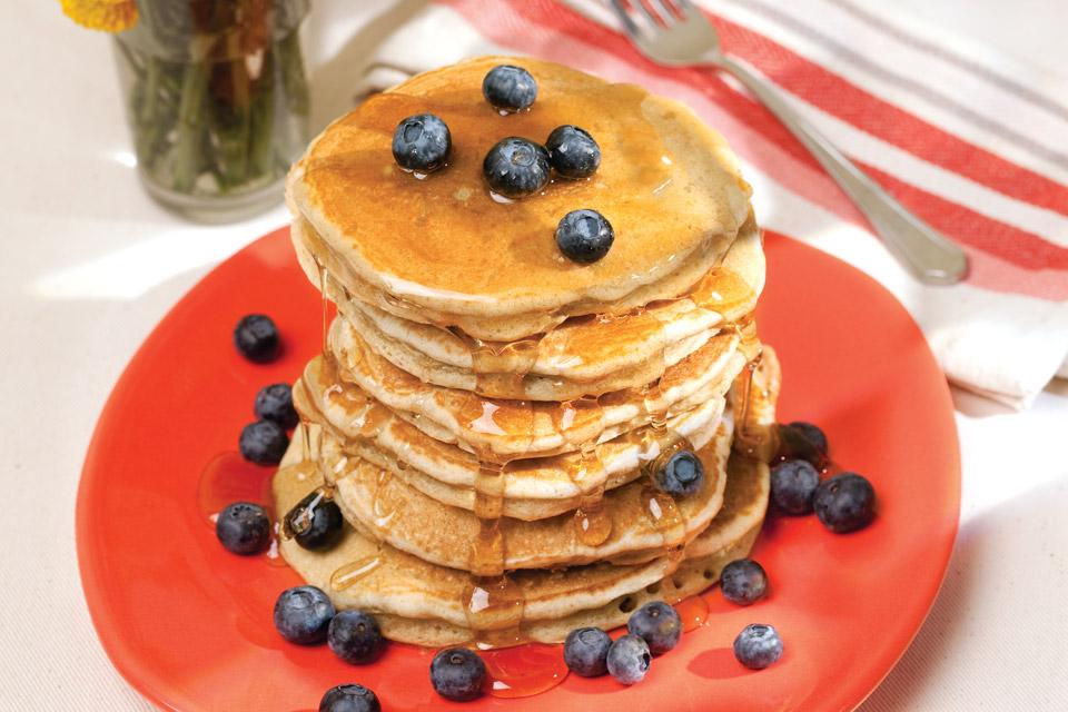 Foggy Bottom Pancakes