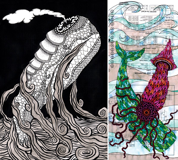drawings-from-Matt-Kish-moby-dick