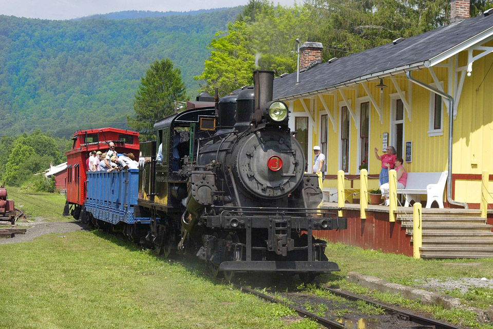 Durbin and Greenbrier Valley Railroad