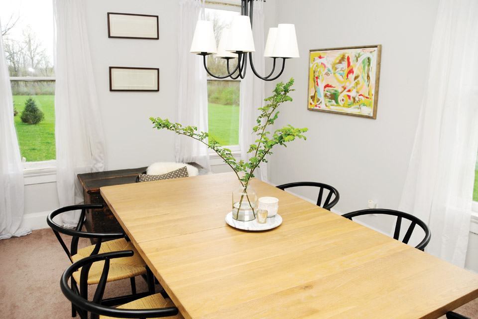 Branching Out Dining Table