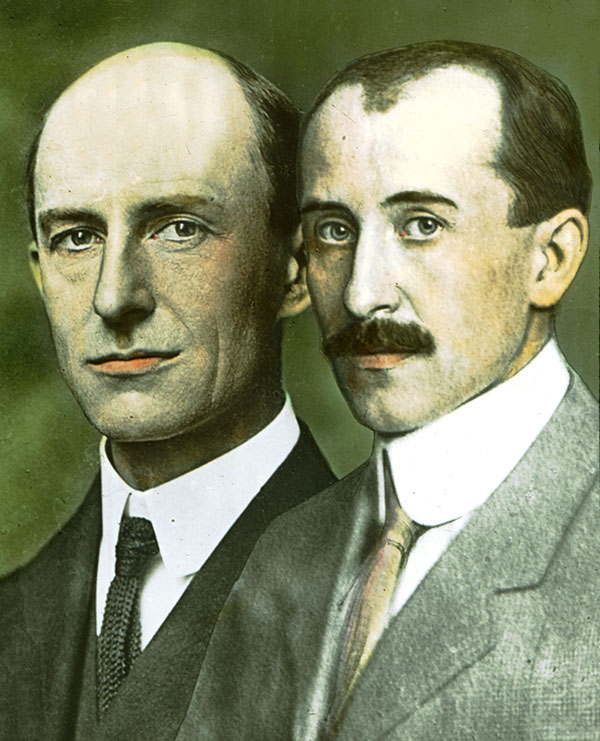 Wright Brothers, Dayton