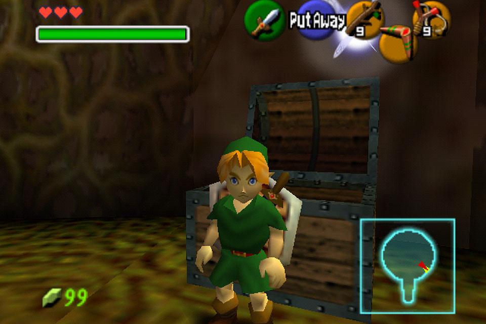 Legend of Zelda, Ocarina of Time