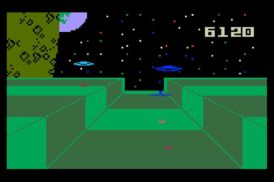 Star Strike Video Game