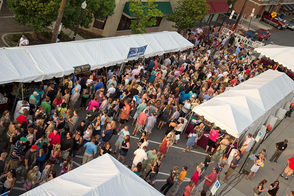 North Market Ohio Wine Festival