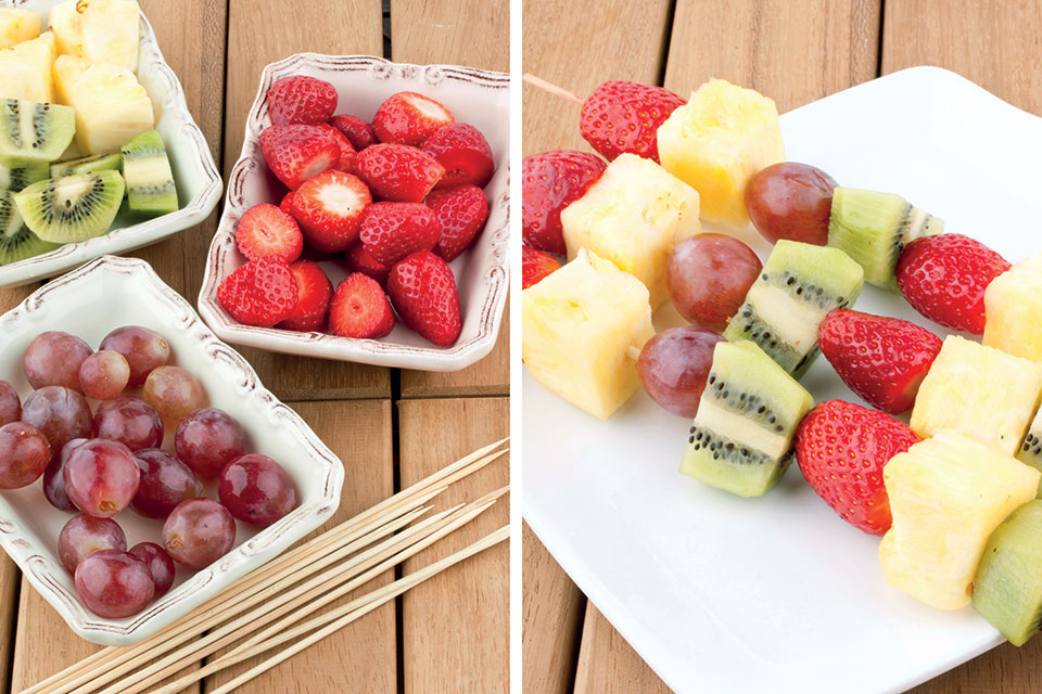 Camping Snacks, Fruit (photo by Thinkstock)