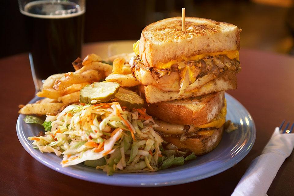 Melt Sandwich (photo by Chris Walters)