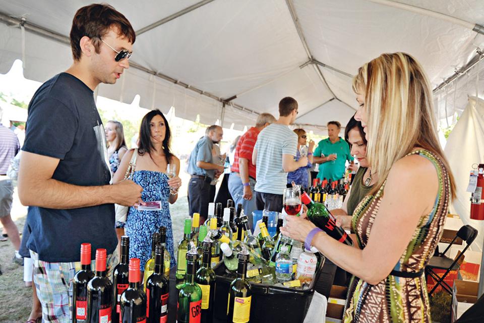 Akron Hudson Wine Festival