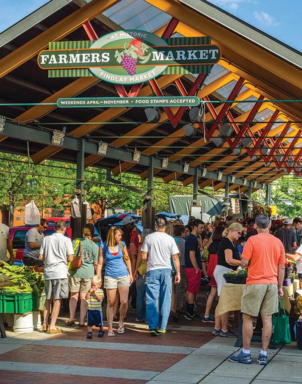Findlay Market (photo by OSP Images)