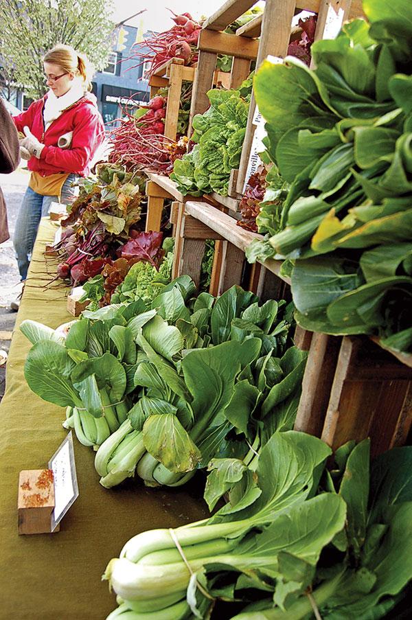 Clintonville Farmers Market