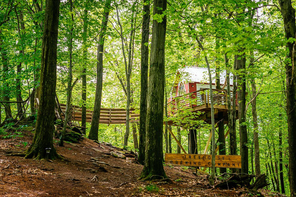 Treetop Retreat, Mohican