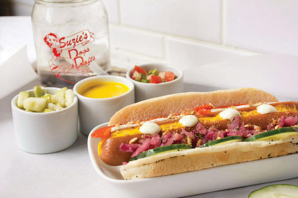 Suzies Hot Dog