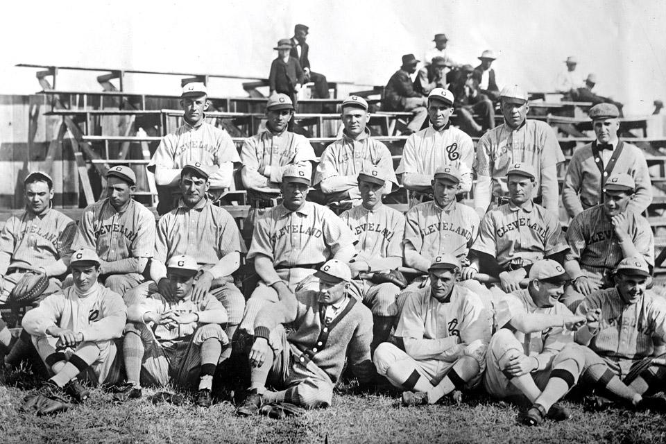 1909 Cleveland Naps