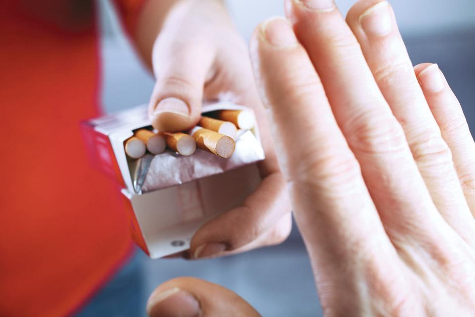Refusing a Cigarette