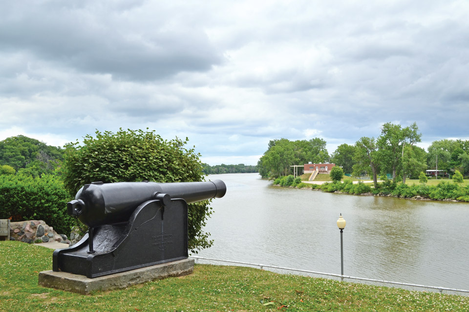 Fort Cannon in Defiance