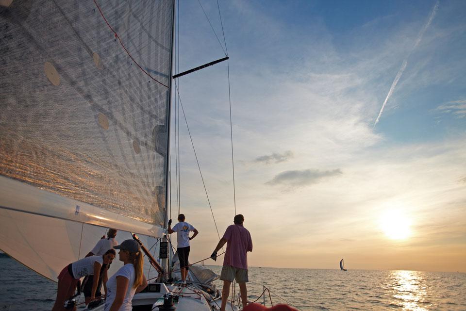 rice-sailing