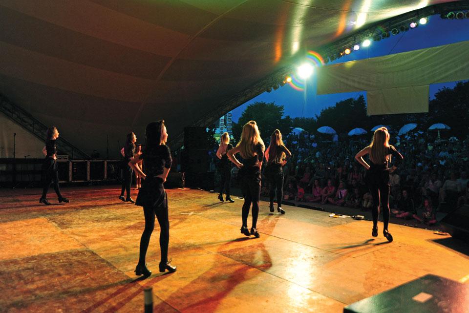 Westerville Irish Dancers