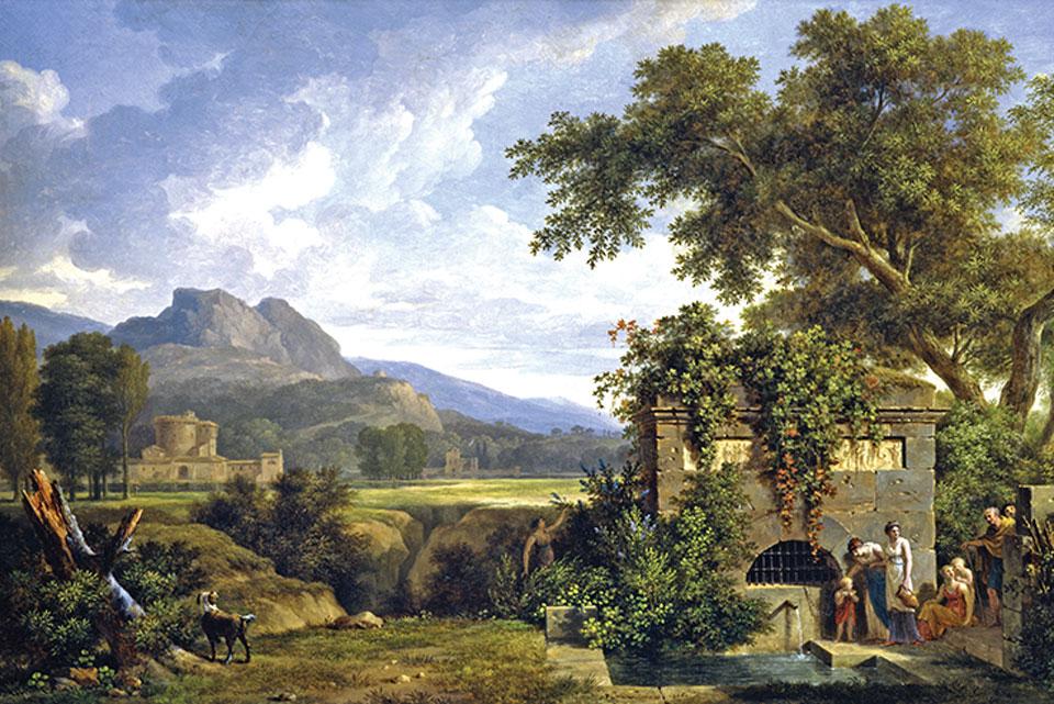 """Classical Landscape..."""