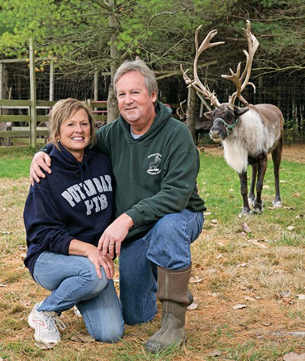 Linda and Dan Downs