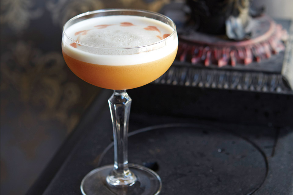 Prohibition Gastro Lounge's Cynar Sour