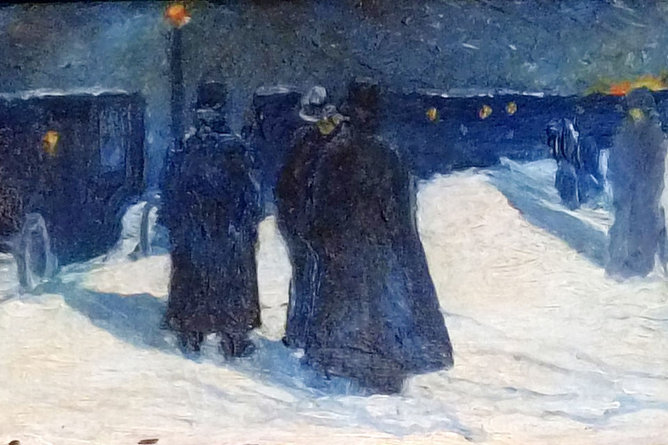 Main-Everett-Shinn-Winter-in-the-Park-at-Night