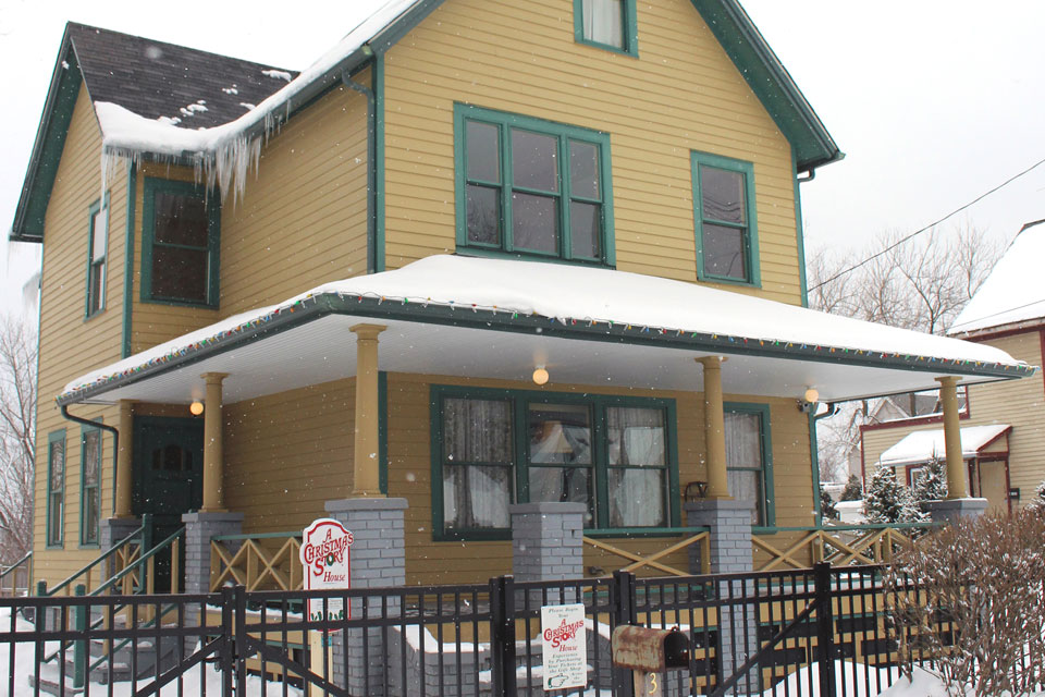 A Christmas Story House | Cleveland Historical