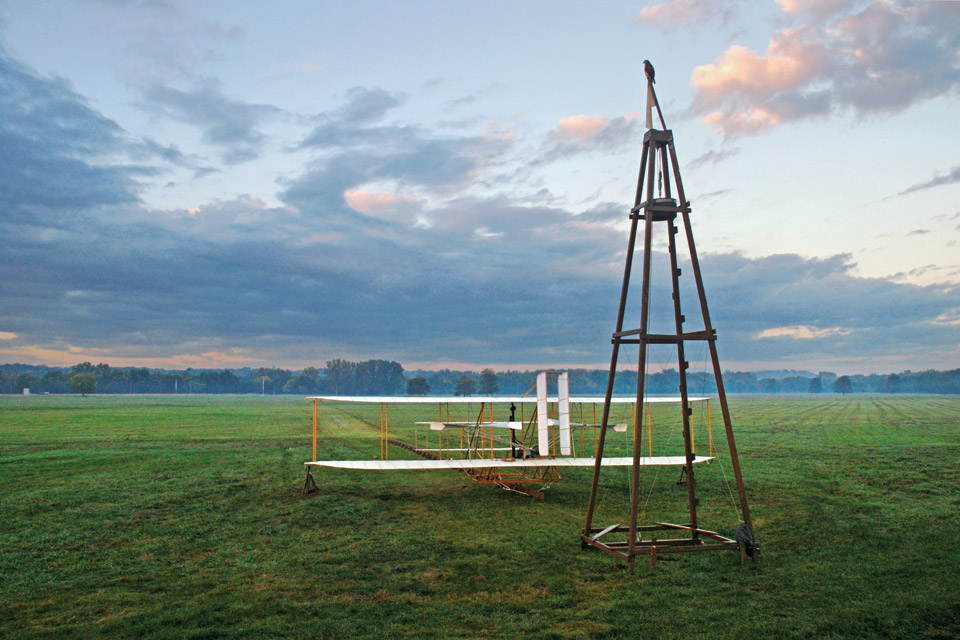 Dayton's Huffman Prairie