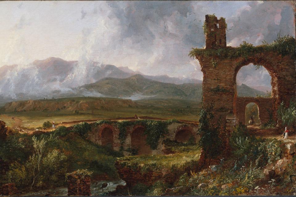Thomas Cole_A-View-Near-Tivoli