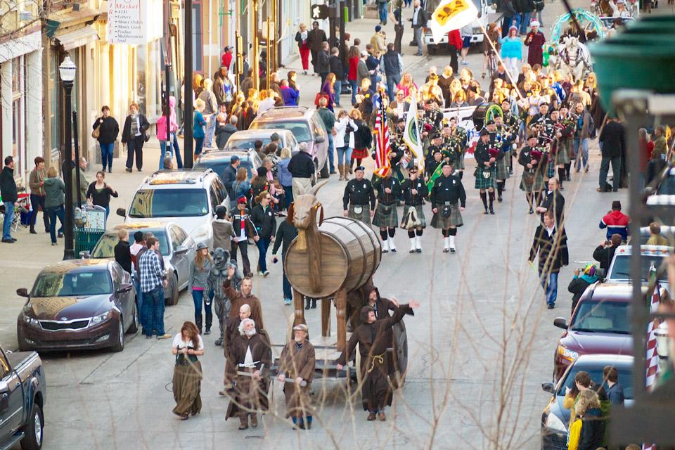 Bock-Fest-parade