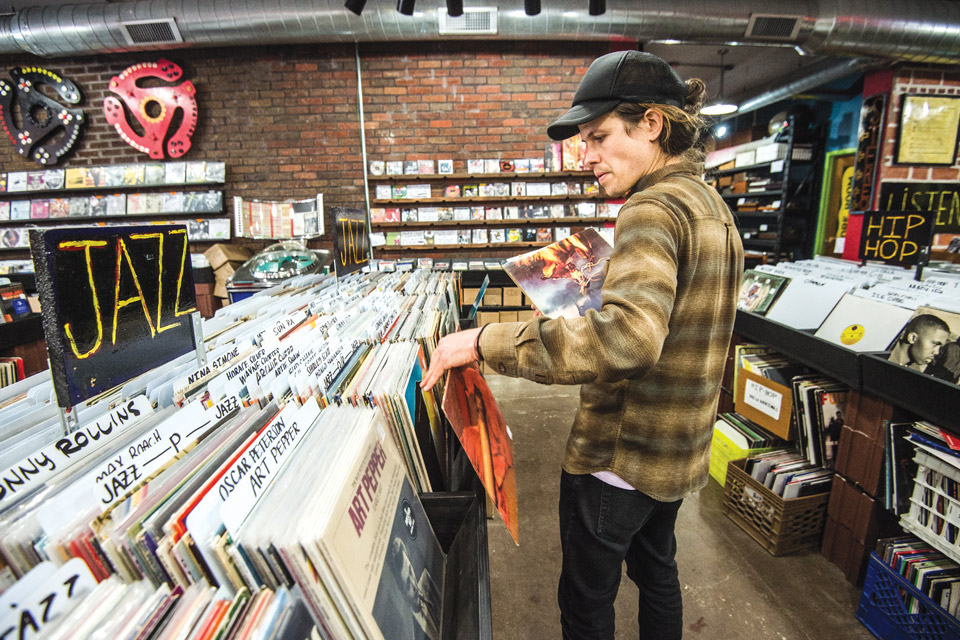 Great Ohio Record Stores