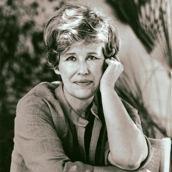 Erma Bombeck during her days as a columnist