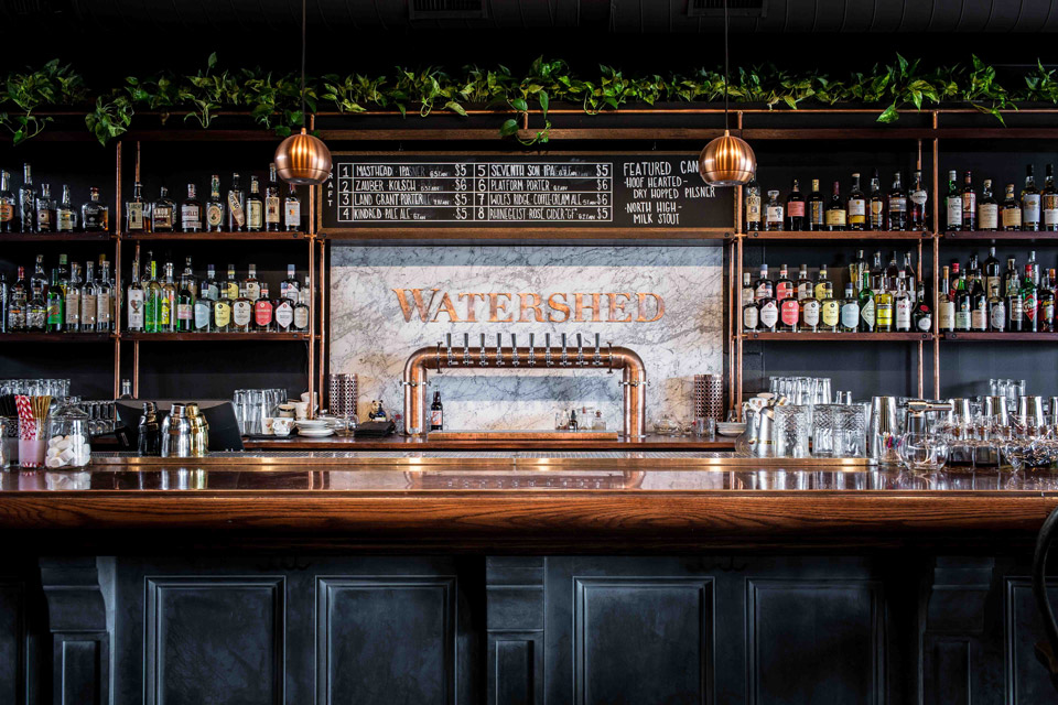 Watershed Kitchen And Bar Columbus Ohio