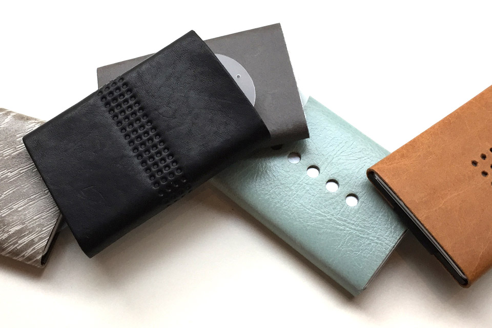 Zeroz thin wallets