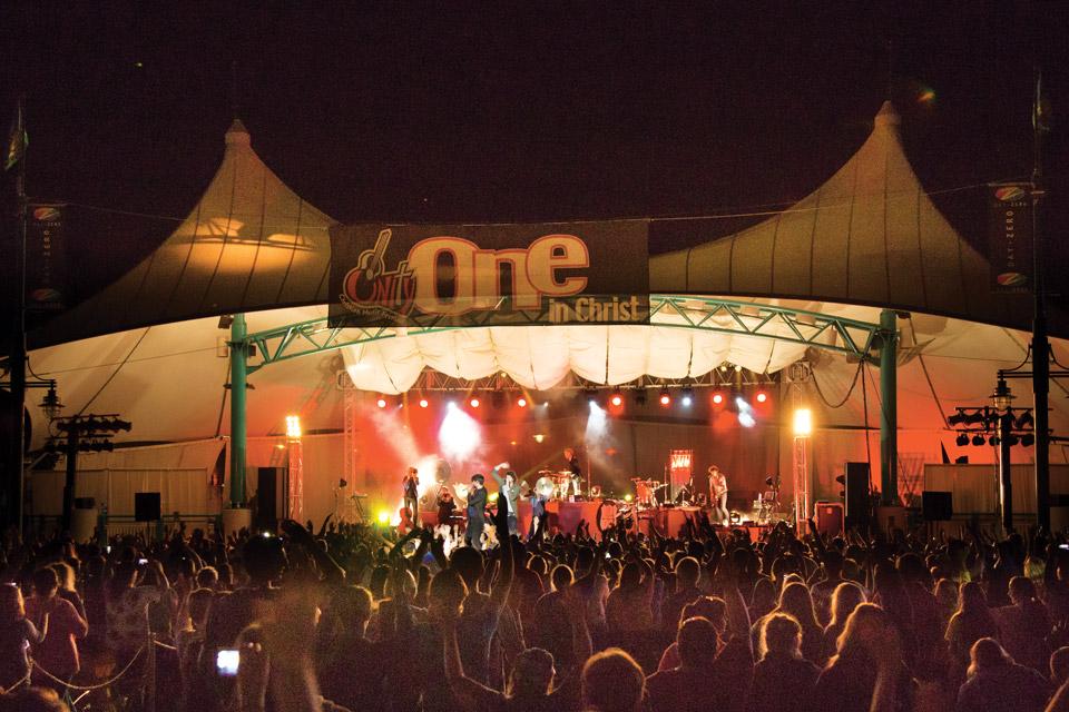 Unity Christian Music Festival