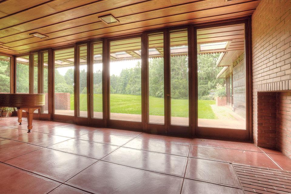Frank Lloyd Wright Houses Ohio