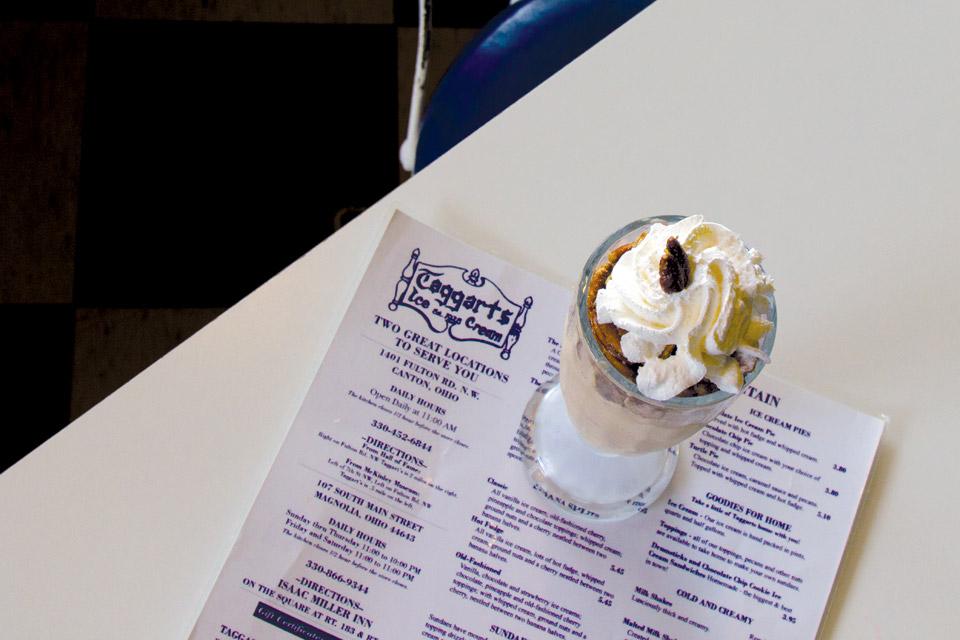 Taggarts Ice Cream Parlor