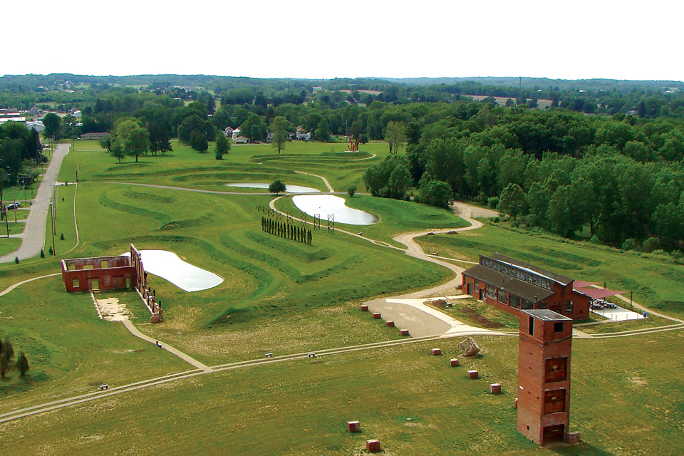 Mount Vernon's Ariel-Foundation Park