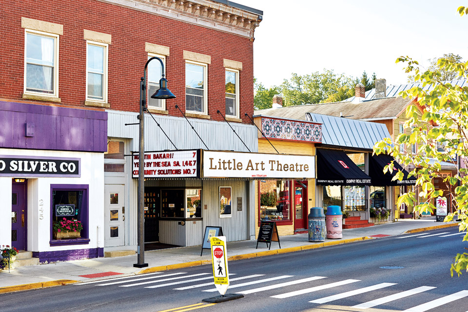 Yellow Springs' Little Art Theatre