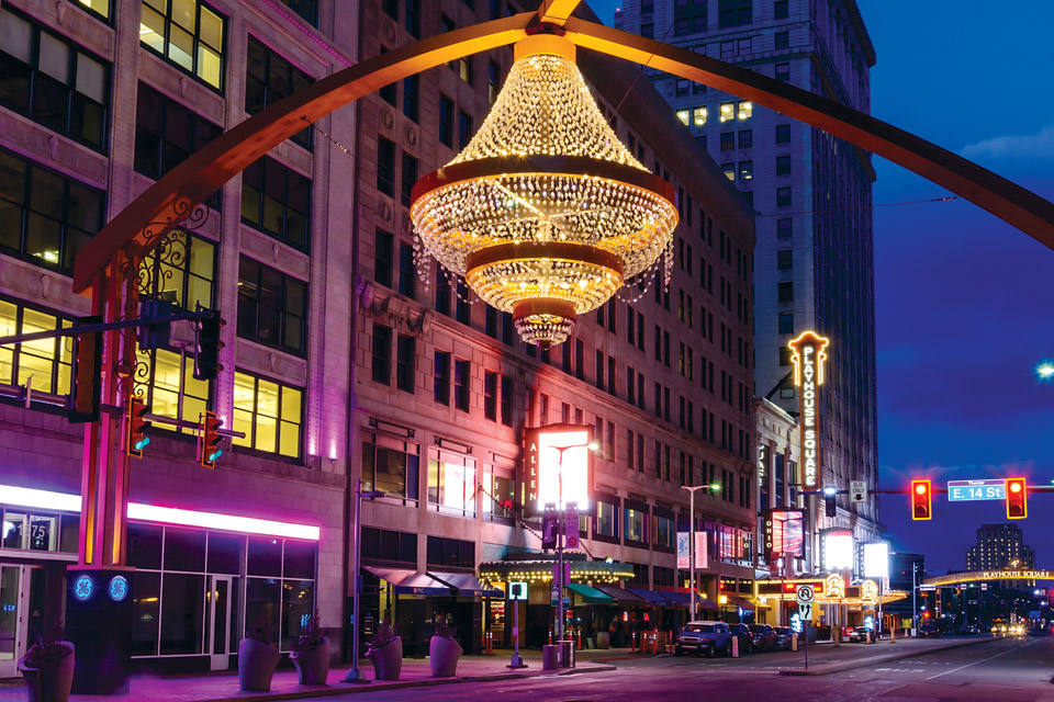Playhouse-Square-Chandelier