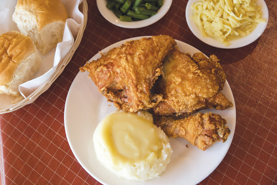 Dutch Valley's Broasted Chicken
