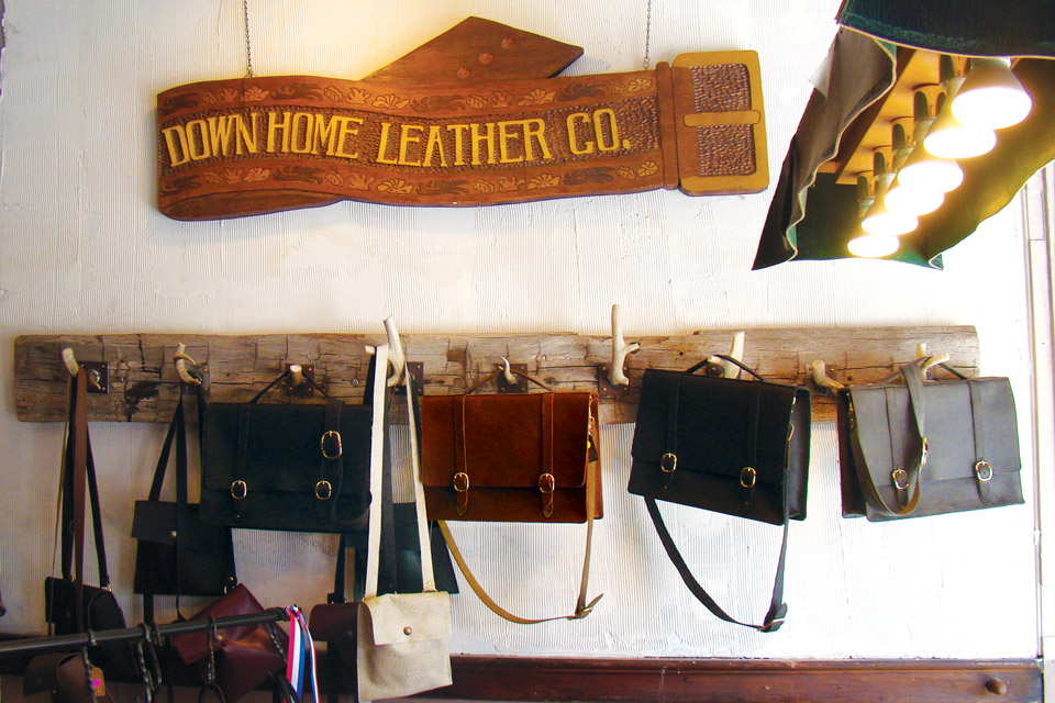 Mount Vernon's Down Home Leather