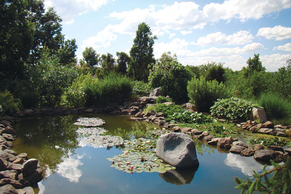 Wooster's Secrest Arboretum
