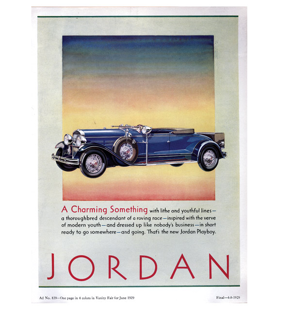 Jordan car A Charming Something