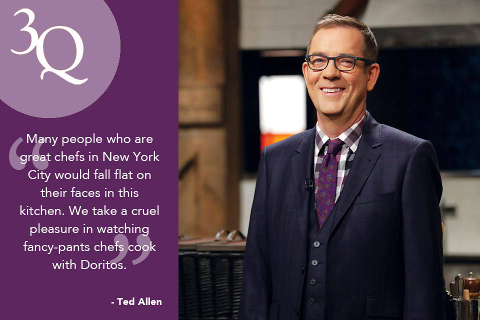 3 questions ted allen forumfinder Image collections