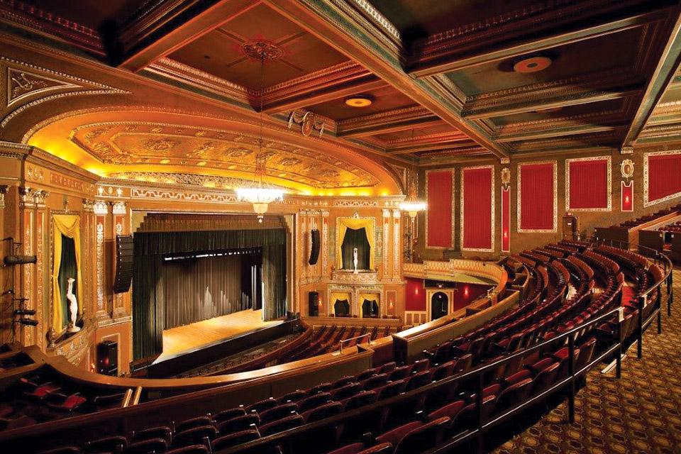 Wheeling's Capitol Theatre